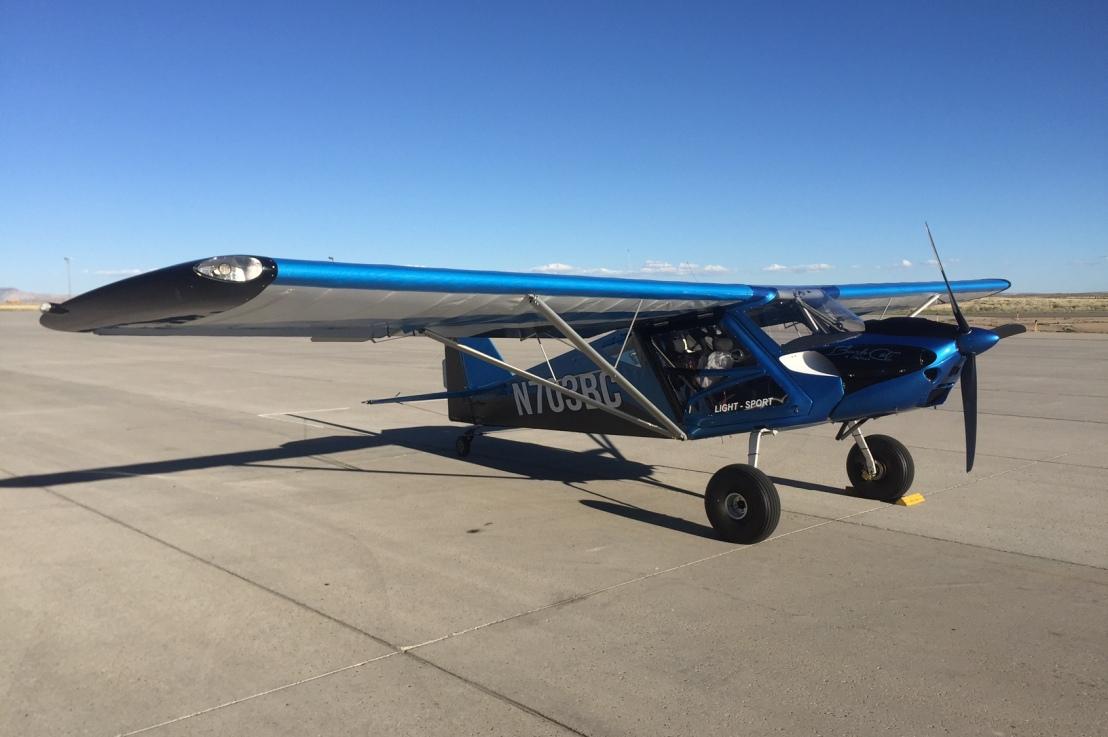 Airplane Review – AeroSport BushCat(Tailwheel)