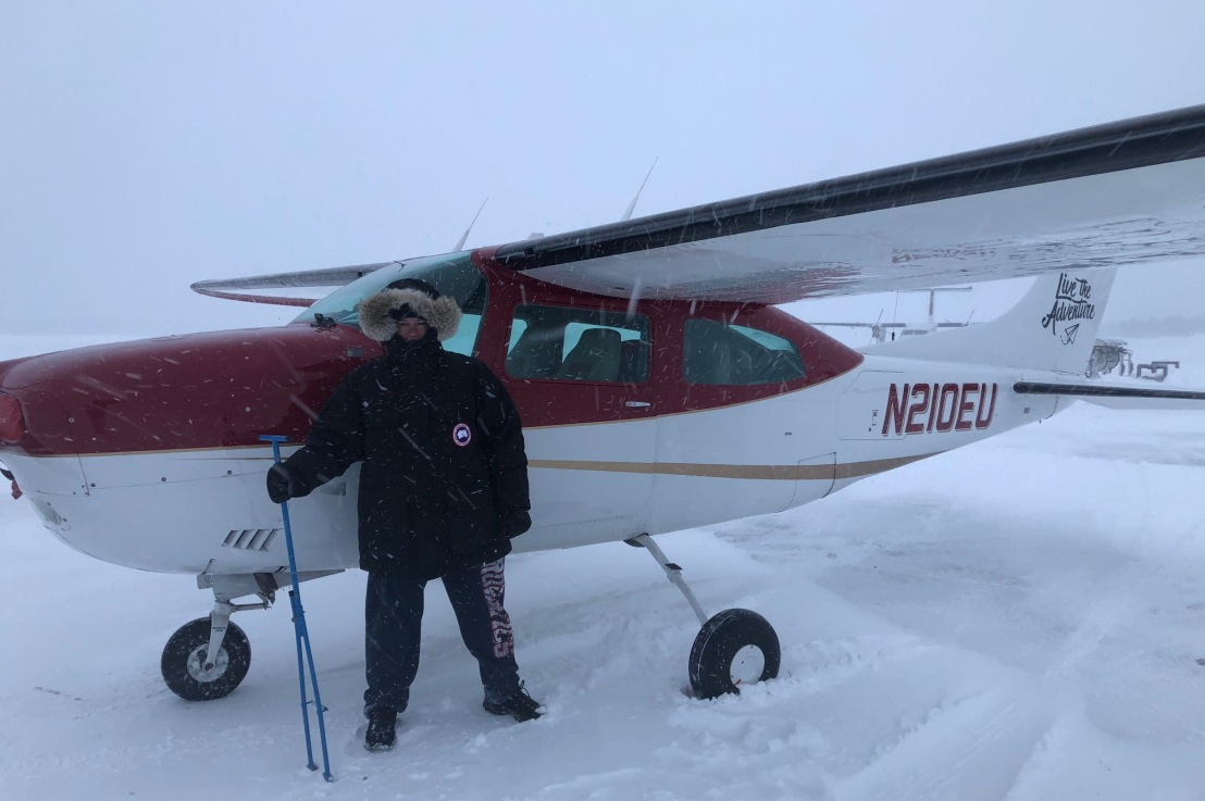 Arctic Crossing and Winter: Flying a Cessna 210 from the USA to Europe
